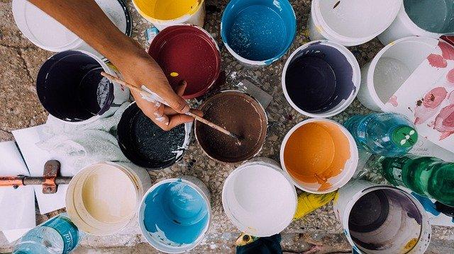 farby do malowania drewna