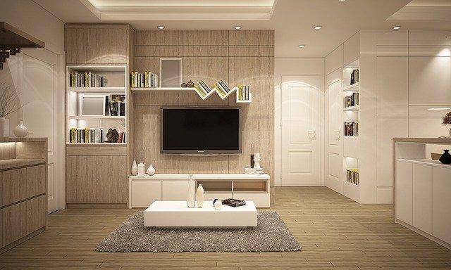 jak oddzielić salon od sypialni